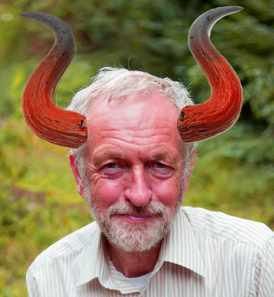 CorbynDemon